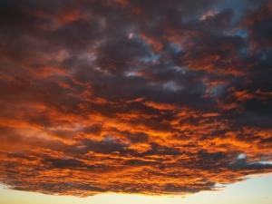 Burning sky 3